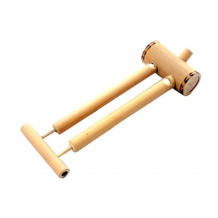 BAMBOO FLUTE DOUBLE