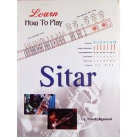 SITAR BOOK