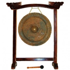 GONG + STAND + MALLET (50cm)