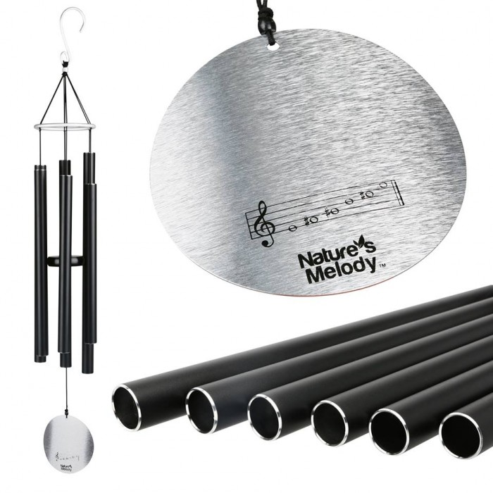 METAL WIND CHIMES SMALL