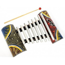 BALI XYLOPHONE 8 NOTES
