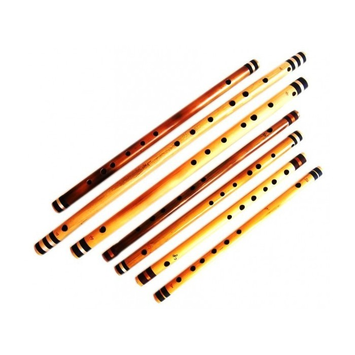 PROFESSIONAL BANSURI (various sizes)