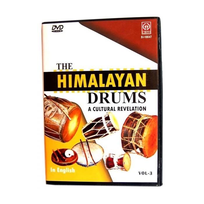 DVD TAMBORES HIMALAYA