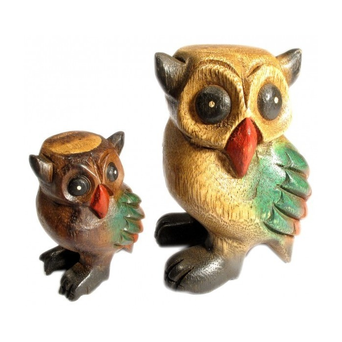 LARGE OWL WHISTLE