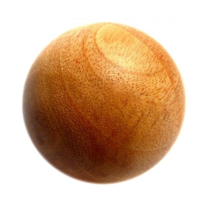 SHAKER WOODEN BALL