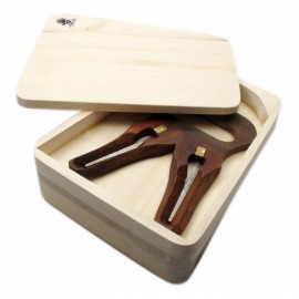 DAN MOI DOUBLE WOOD BOX