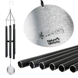 METAL WIND CHIMES BIG